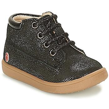 Schuhe Mädchen Boots GBB NINON Schwarz