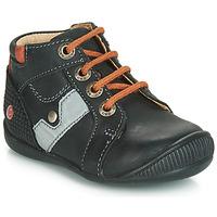 Schuhe Jungen Sneaker High GBB REGIS Schwarz / Dpf / Raiza