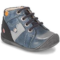 Schuhe Jungen Boots GBB REGIS Marine