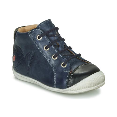 Schuhe Jungen Boots GBB NOE Marine