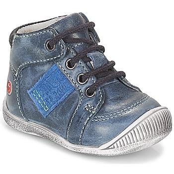 Schuhe Jungen Boots GBB RACINE Marine