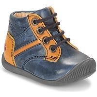 Schuhe Jungen Boots GBB RATON Marine