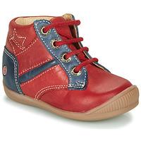 Schuhe Jungen Sneaker High GBB RATON Ziegel-marine / Dpf / Raiza