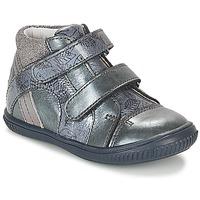 Schuhe Mädchen Sneaker High GBB ROXANE Blau / Grau