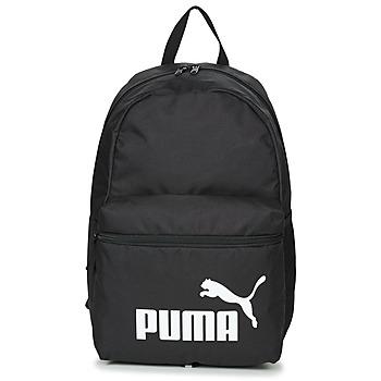 Taschen Herren Rucksäcke Puma PHASE BACKPACK Schwarz