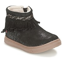 Schuhe Mädchen Boots GBB NEFFLE Schwarz