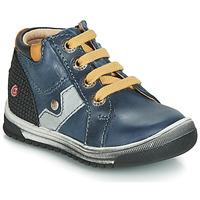 Schuhe Jungen Sneaker High GBB RENOLD Marine / Dpf / Belka