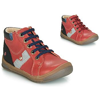 Schuhe Jungen Sneaker High GBB RENOLD Rot
