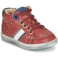 Schuhe Jungen Sneaker High GBB ANGELITO Bordeaux