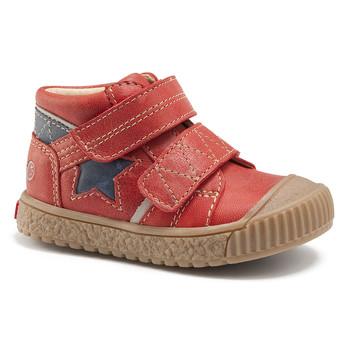 Schuhe Jungen Sneaker High GBB RADIS Ziegel-marine / Dpf / Linux