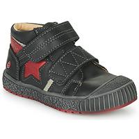 Schuhe Jungen Sneaker High GBB RADIS Braun / pflaume / Dpf / Linux