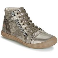 Schuhe Mädchen Sneaker High GBB RACHIDA Maulwurf / Dpf / Franca