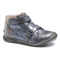Schuhe Mädchen Sneaker High GBB RADEGONDE Blau / Grau+imp / Dpf / Franca