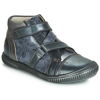 Schuhe Mädchen Sneaker High GBB RADEGONDE Blau