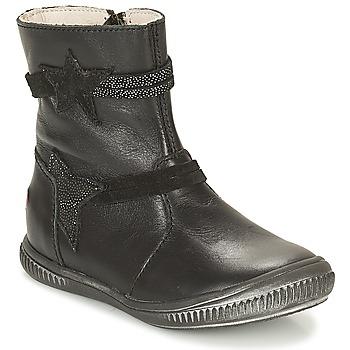Schuhe Mädchen Boots GBB NOTTE Schwarz
