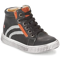 Schuhe Jungen Sneaker High GBB NESTOR Schwarz
