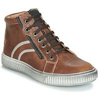 Schuhe Jungen Sneaker High GBB NESTOR Braun / Dpf / Letty