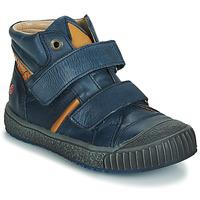 Schuhe Jungen Sneaker Low GBB RAIFORT Marine-ocker / Dpf / Linux