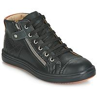 Schuhe Jungen Sneaker High GBB NICO Schwarz