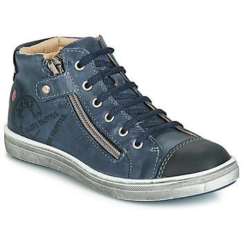 Schuhe Jungen Sneaker High GBB NICO Marine / Dpf / 2835