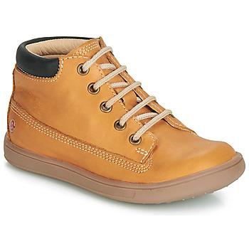 Schuhe Jungen Sneaker High GBB NORMAN Ocker / Dpf / Messi
