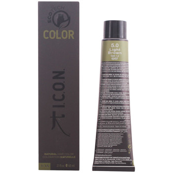Beauty Damen Haarfärbung I.c.o.n. Ecotech Color Natural Color 5.0 Light Brown