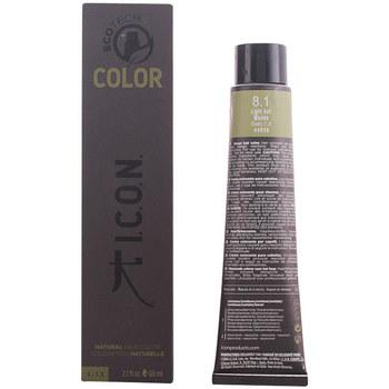 Beauty Haarfärbung I.c.o.n. Ecotech Color Natural Color 8.1 Light Ash Blonde