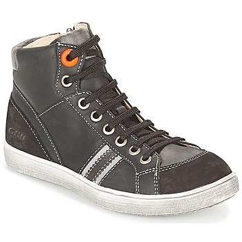 Schuhe Jungen Sneaker High GBB ANGELO Schwarz