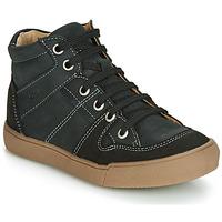 Schuhe Jungen Sneaker High GBB NEMOON Schwarz / Dpf / Weiss