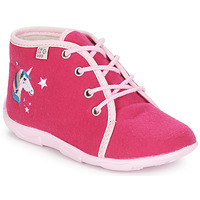 Schuhe Mädchen Hausschuhe GBB FEE ARC EN CIEL Rose