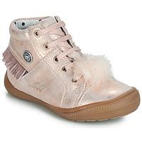 Schuhe Mädchen Sneaker High Catimini ROSALIE Rose / Dpf / 2822