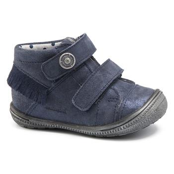 Schuhe Mädchen Sneaker High Catimini MAGENTA Marine / Dpf / 2822