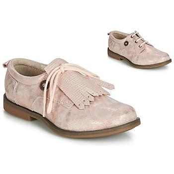 Schuhe Mädchen Derby-Schuhe Catimini ROMY Rose / Dpf / Regola