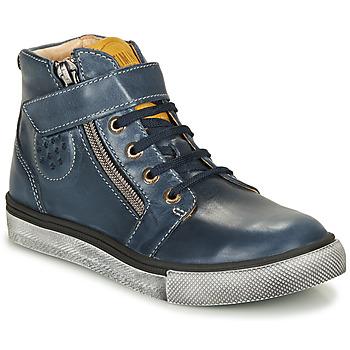 Schuhe Jungen Sneaker High Catimini TOBBY Marine