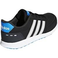 Schuhe Kinder Sneaker Low adidas Originals VS Switch 2 K Schwarz-Blau-Grau
