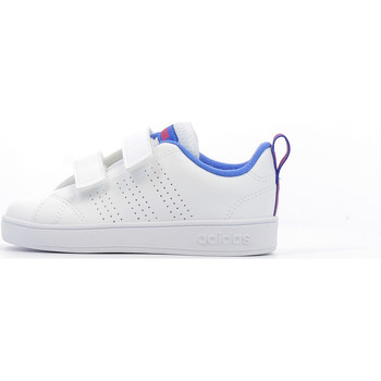 Schuhe Kinder Sneaker Low adidas Performance VS Advantage Clean CMF Inf Weiss