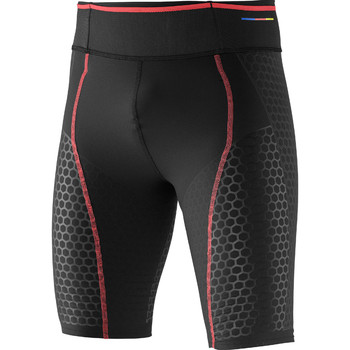 Kleidung Herren Hosen Salomon S-Lab Exo Short Tight Schwarz
