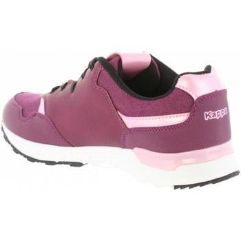 Kappa 303XZL0 CARTAGO Rosa - Schuhe Sneaker Low Damen 3399