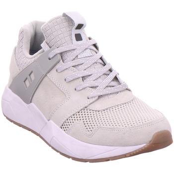 Schuhe Herren Sneaker Low Mundart Faro light grey