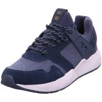 Schuhe Herren Sneaker Low Mundart Faro denim