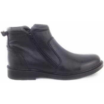 Schuhe Herren Sneaker High Quick Schlupf/RV-St.Sp-Bod 0Schwarz