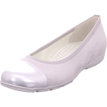 Schuhe Damen Ballerinas Gabor - 84.161.49 light grey/silber