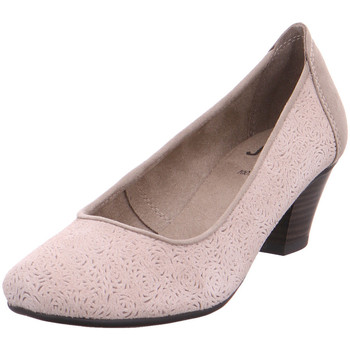 Schuhe Damen Pumps Jana Da.-Pumps TAUPE 341