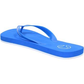 Momo Zehentrenner DESIGN sandalen blau gummi AG29