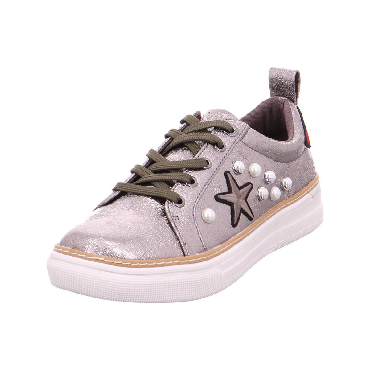 SOliver Da-Schnürer PEWTER 915 - Schuhe Sneaker Low Damen 47,95 €