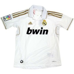 Kleidung Herren T-Shirts adidas Performance Maillot  Real Madrid Domicile 11/12