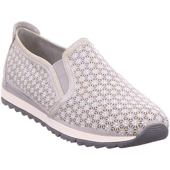 Schuhe Damen Sneaker Low Softline Da.-Slipper LT. GREY 204