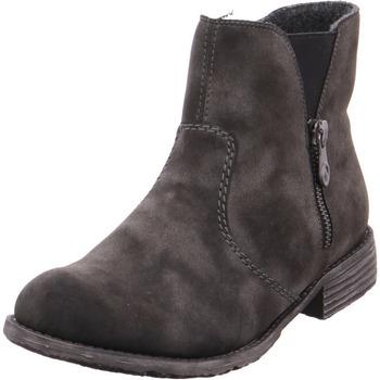 Schuhe Damen Klassische Stiefel Rieker - 7477145  anthrazit