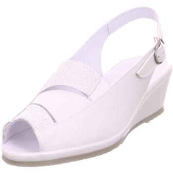 Schuhe Damen Sandalen / Sandaletten Aco - 4B-508 weiß