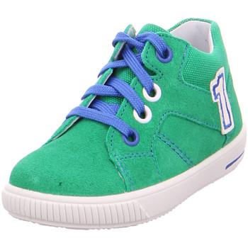 Schuhe Kinder Sneaker High Legero Moppy   Lauflernstiefel KF grün kombi